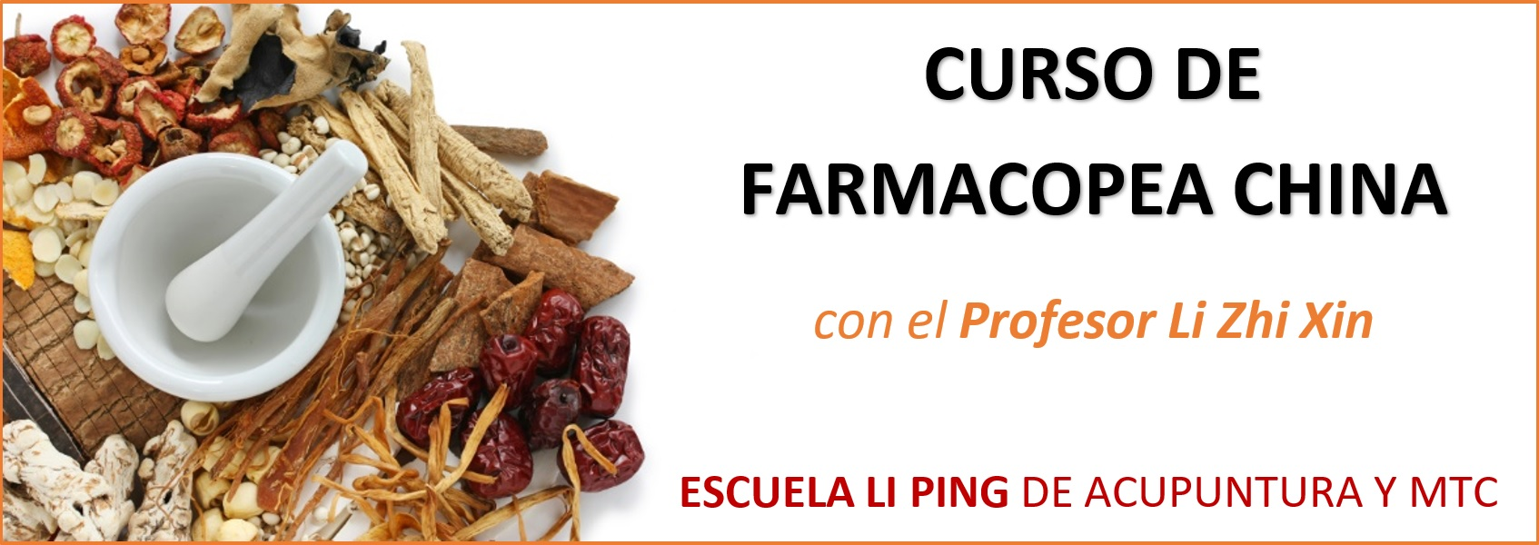 Curso de Farmacopea China
